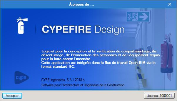 CYPEFIRE Design. Instalações de proteção contra incêndios