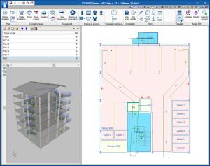 CYPEFIRE Design. Diseño de instalaciones de protección contra incendios. Interfaz